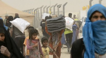 Iraq: Escaping Fallujah