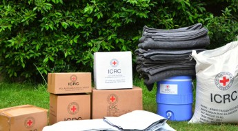 Iraq: What goes in an ICRC emergency aid parcel?