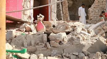 Irak : de retour dans la ville détruite de Ramadi
