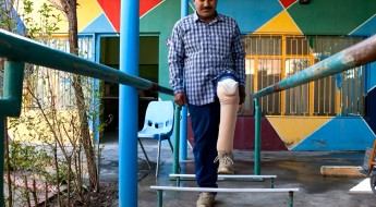 Iraq: ICRC provides physical rehabilitation for 34 000 people a year