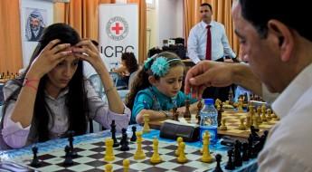 Шахматный турнир в Иерусалиме: обыграть насилие