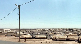 La vida de un refugiado sirio en Jordania