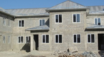 Kyrgyzstan: Work continues on centre for prisoners with tuberculosis