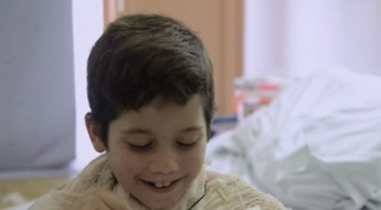Lebanon: 'I want to be a doctor so I can help other kids like me'