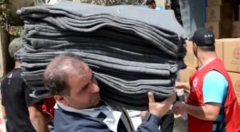 Líbano: Famílias abrem as portas das suas casas para refugiados sírios