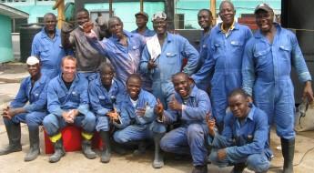 Liberia: recuperar el hospital de Redemption