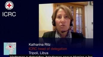 Libia: el CICR sigue brindando asistencia luego del conflicto