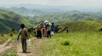 República Democrática del Congo: alimentos para sobrevivir
