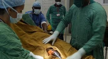 Mali: CICV possibilita que o Hospital de Gao preste atendimento de emergência para a comunidade