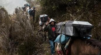 Pérou : enterrer les siens, 30 ans plus tard