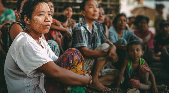 Myanmar: In Rakhine, placing people at the centre