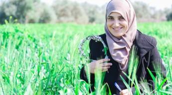 Força e resiliência das mulheres em Gaza