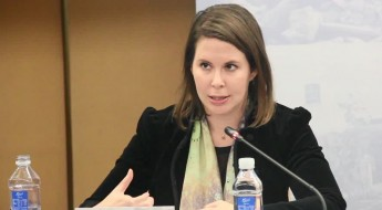 红十字国际委员会法律顾问妮塔·古萨克新科技与国际人道法
