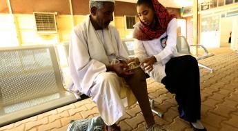 苏丹:帮助人们重新行走