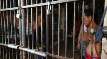 Philippines: Inside Aurora Provincial Jail – a glimpse of life behind bars