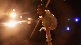 Como um espetáculo de circo ajuda a tornar a realidade em Jerusalém mais suportável