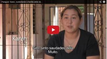 Paraguai: mulheres que trabalham atrás das grades para apoiar suas famílias