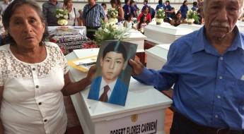 Peru: Dignified burial for people who went missing during armed violence in Tingo María