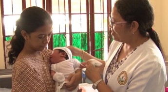 Philippines: Providing health care, one year after Typhoon Haiyan