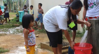 Philippines: Clean water for villages hit by conflict