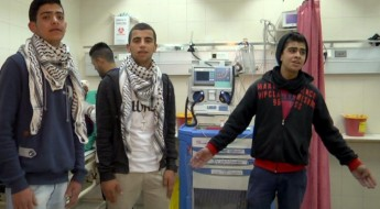 West Bank: young winners sing for safe health-care