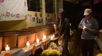Guatemala: famílias de desaparecidos podem finalmente enterrar os seus entes queridos