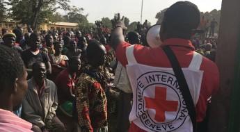中非共和国:滞留在帕瓦的流离失所家庭获得紧急援助