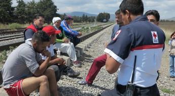 Restabelecimento de Laços Familiares na rota migratória no México