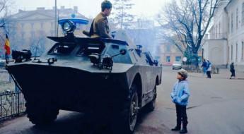 罗马尼亚1989:冷战结束,红十字国际委员会开始在欧洲开展活动