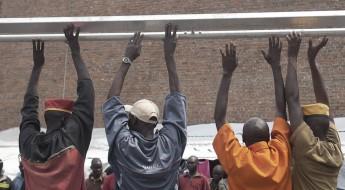 Ruanda: o dia a dia no presídio de Rubavu