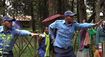 Ethiopia: Joint production of a police training video for the Ethiopian police