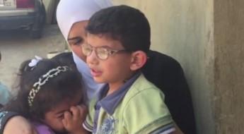 Siria: dolor y angustia por la desaparición del esposo