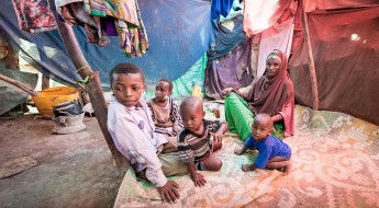 Somalia: Fatuma builds her future from within a camp for the displaced