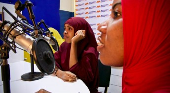 Somalia: Preventive care using radio