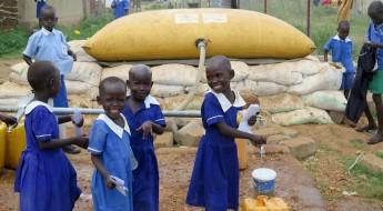 Sudão do Sul: não há vida sem água