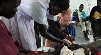 Sudão do Sul: serviços de saúde fazem o possível para atender as necessidades