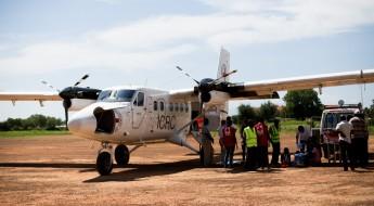Evacuaciones: una solución vital para heridos de bala en Sudán del Sur
