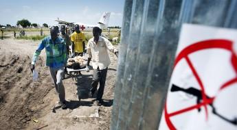 流动外科医疗队为南苏丹各地提供应急医疗服务