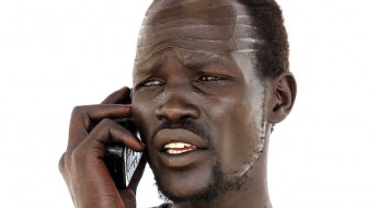 South Sudan photos: If you had three minutes, who would you call?