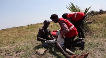 Sudán del Sur: respuesta vital de los voluntarios de la Cruz Roja de Sudán