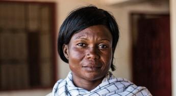 南苏丹红十字志愿者:不顾个人得失,为事业全然奉献