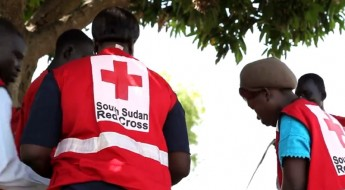 Sudão do Sul: voluntários da Cruz Vermelha salvam vidas