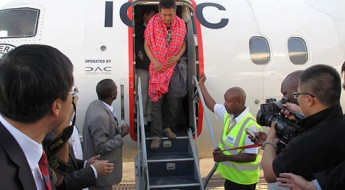 Sudan/Kenya: ICRC facilitates transfer of released Chinese nationals