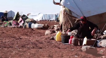 Syria: Bringing water to the displaced