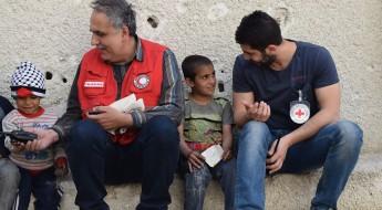 اليوم العالمي للعمل الإنساني: 17 مليون متطوع. نصف مليون موظف يقدمون المساعدات. 190 بلدًا حول العالم. يوم واحد يجمعهم.