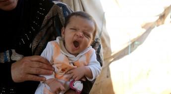红十字国际委员会帮助黎巴嫩北部15800多名儿童接种疫苗