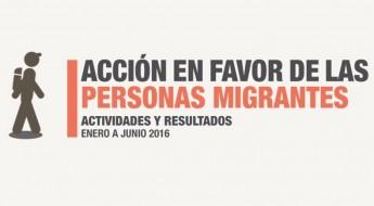 México y América Central: migración, actividades y resultados