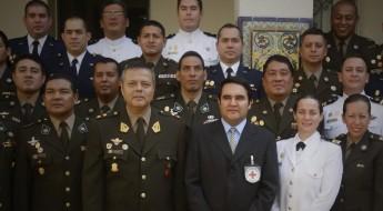 Perú: Quince años del Centro de Derecho Internacional Humanitario para las Fuerzas Armadas