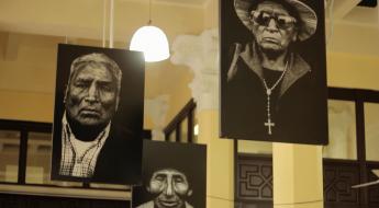 """""""Desaparecidos"""" exposición itinerante recorre el Perú"""