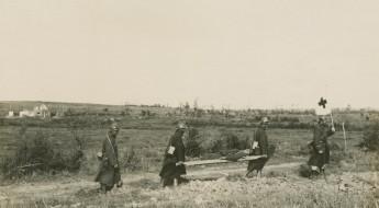 Exposition en Belgique: la Croix-Rouge et la Grande Guerre